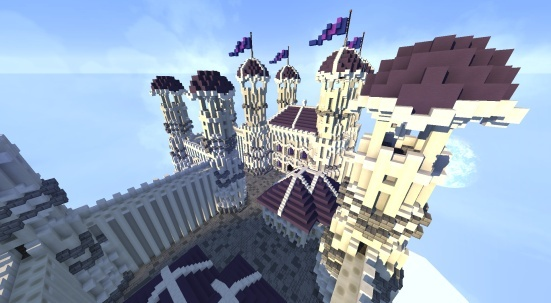 6 ARENAS PACK MINECRAFT  | By the team alvyre