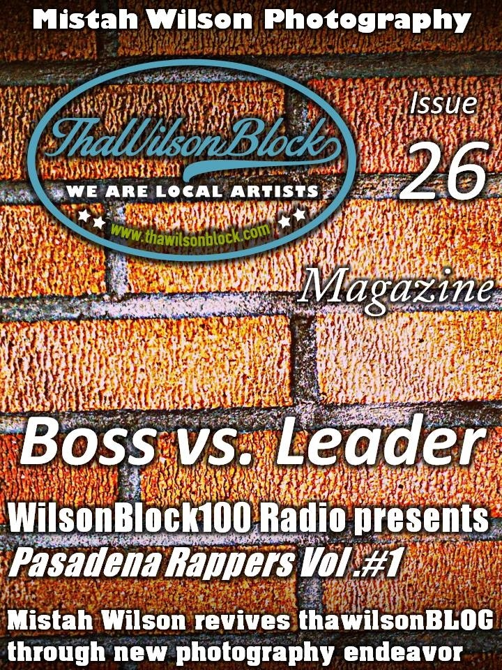 ThaWilsonBlock Magazine Issue26