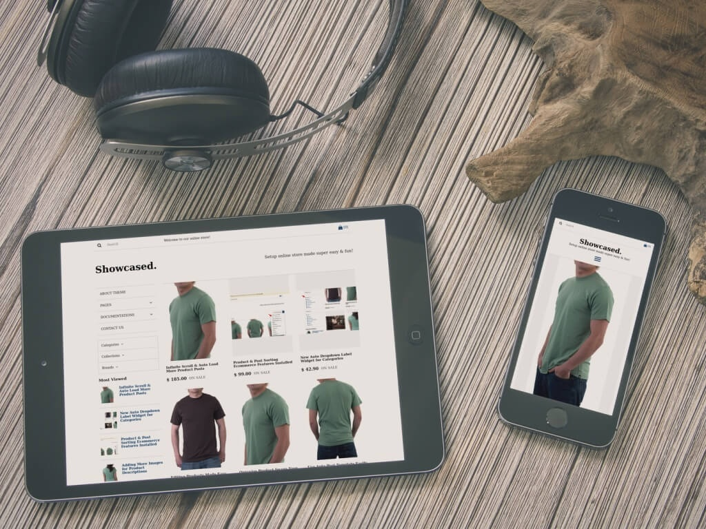 BlogrCart SHOWCASED. (PRO) - Premade Blogger & Store Theme with Auto Load Products