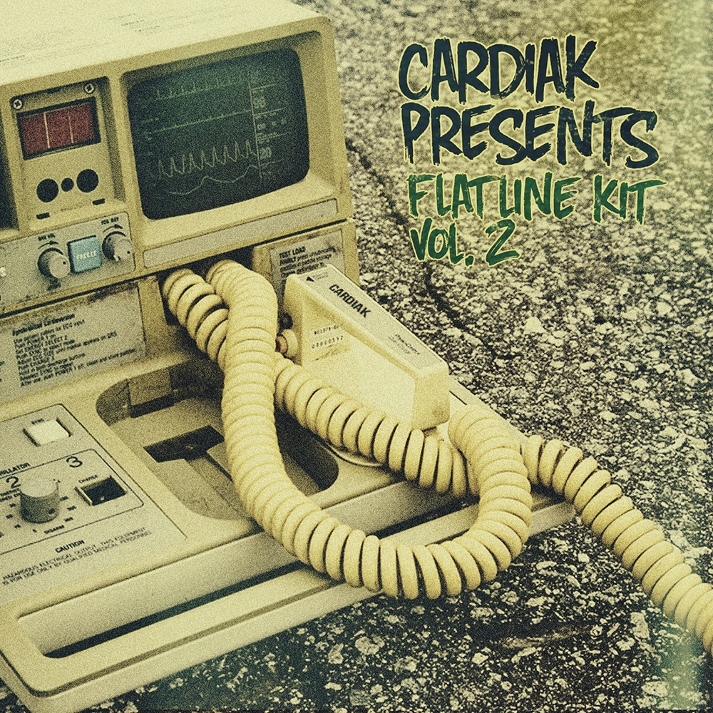 Cardiak The Flatline Vol. 2 Kit