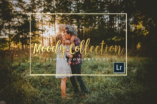 Moody | Lightroom Preset Collection