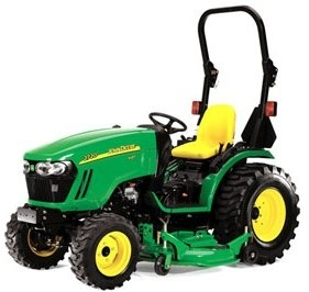 John Deere 2720 Compact Utility Tractors Technical Manual (TM103719)