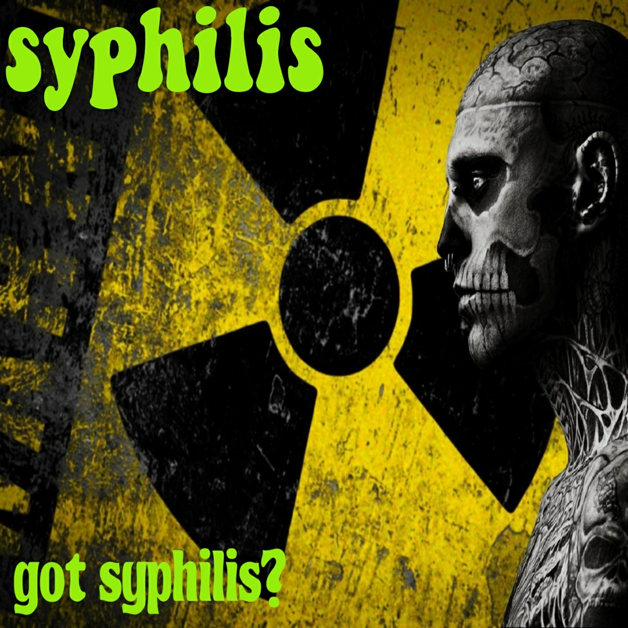 Syphilis Digital Audio Pack