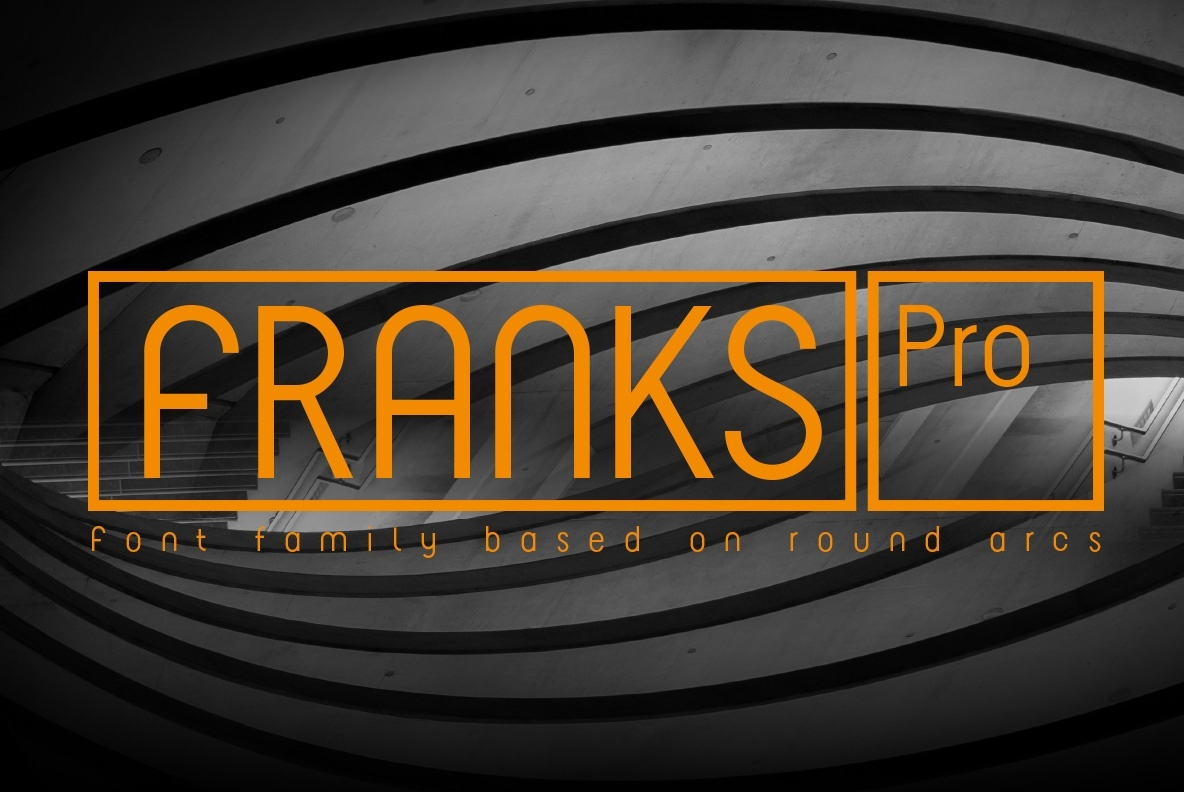 Franks Pro - Typeface