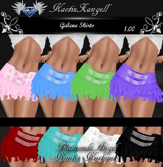 Galene Skirts