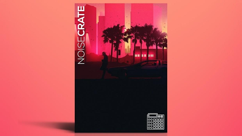 NoiseCrate Hotline Drum Kit