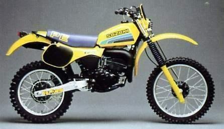 SUZUKI PE175, PE250, PE400 SINGLES MOTORCYCLE SERVICE REPAIR MANUAL 1977-1981 DOWNLOAD