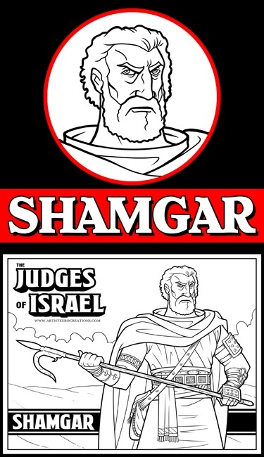 The Judges of the Bible Shamgar
