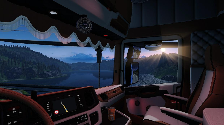 Scania S SCS Next Gen Holland  Interior IG ETS 2