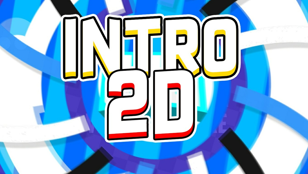 Intro 2D 60 FPS PROFESIONAL   Personalizada
