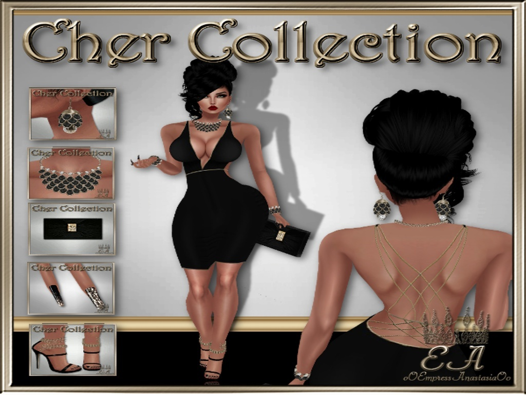 Cher Collection No Re-Sell Rights!!!