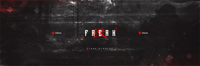 'FREAK' Free Header Template