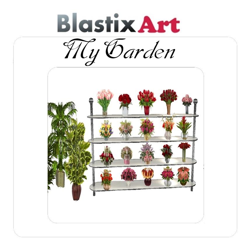 My Small Garden volume#1