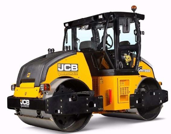 JCB Vibromax VMT860 Tier 3 Drum Roller Service Repair Manual Download