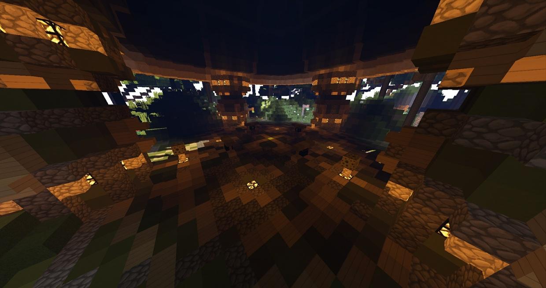 Minecraft Custom PvP / Survival Server