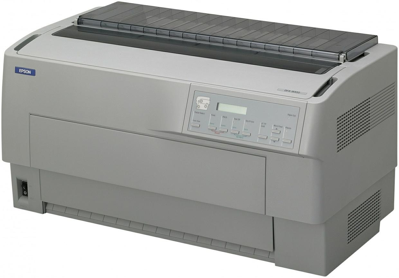 EPSON DFX-9000 Serial Impact Dot Matrix Printer Service Repair Manual