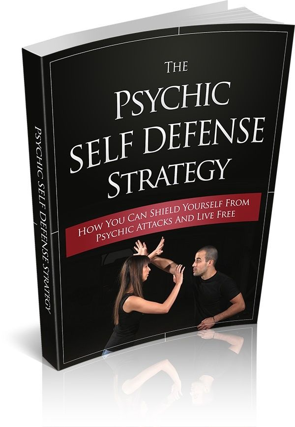 The Psychic Self-Defense Strategy