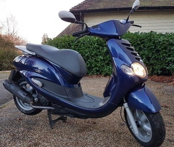 2000 YAMAHA XN125, XN150 MOTORCYCLE SERVICE REPAIR MANUAL