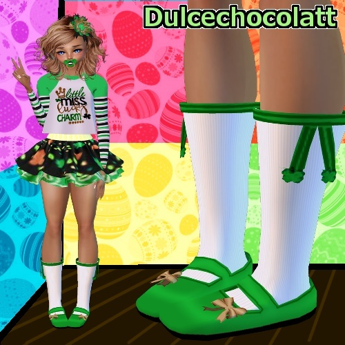 Kid Saint Patrick -PSD + RESELL RIGHT-
