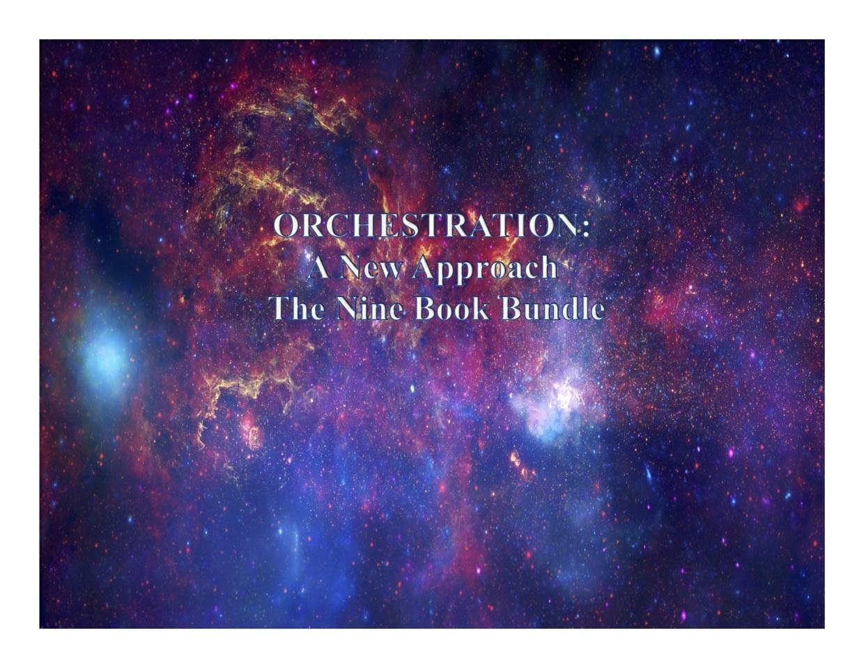 Nine Book Bundle