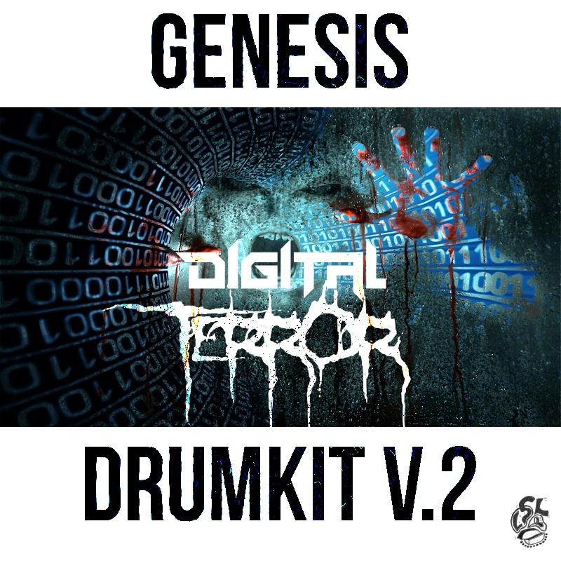 GENESIS DIGITAL TERROR DRUMKIT V.2