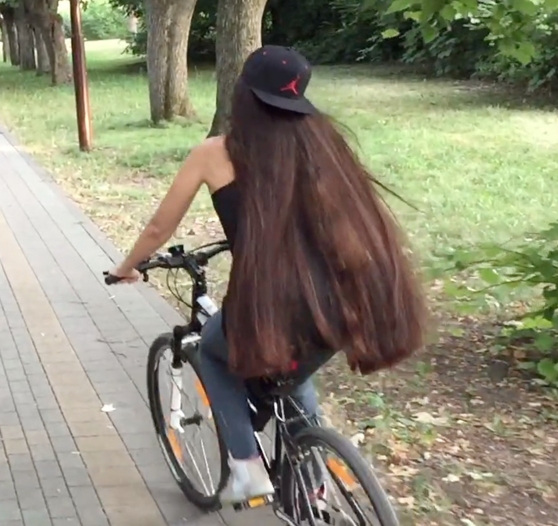 VIDEO - The bicycle ride