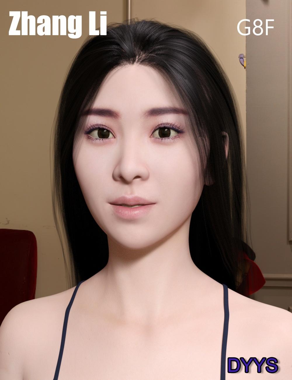 Zhang Li For G8F