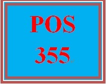 pos 355 entire course new ver Pos 355 week 2 individual assignment huffman trucking paper/uoptutorial write a 1-2 page paper describing the operating systems used by huffman trucking.