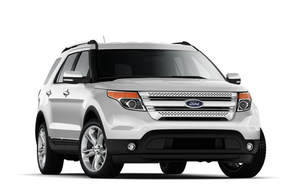 Ford Explorer 2011-2015 Factory Service Workshop repair manual