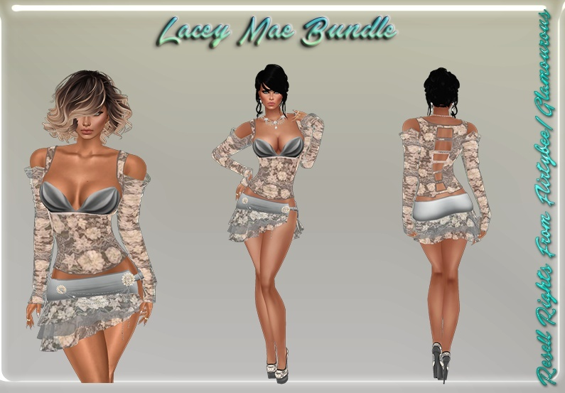 Lacey Mae Bundle Catty Only!!!