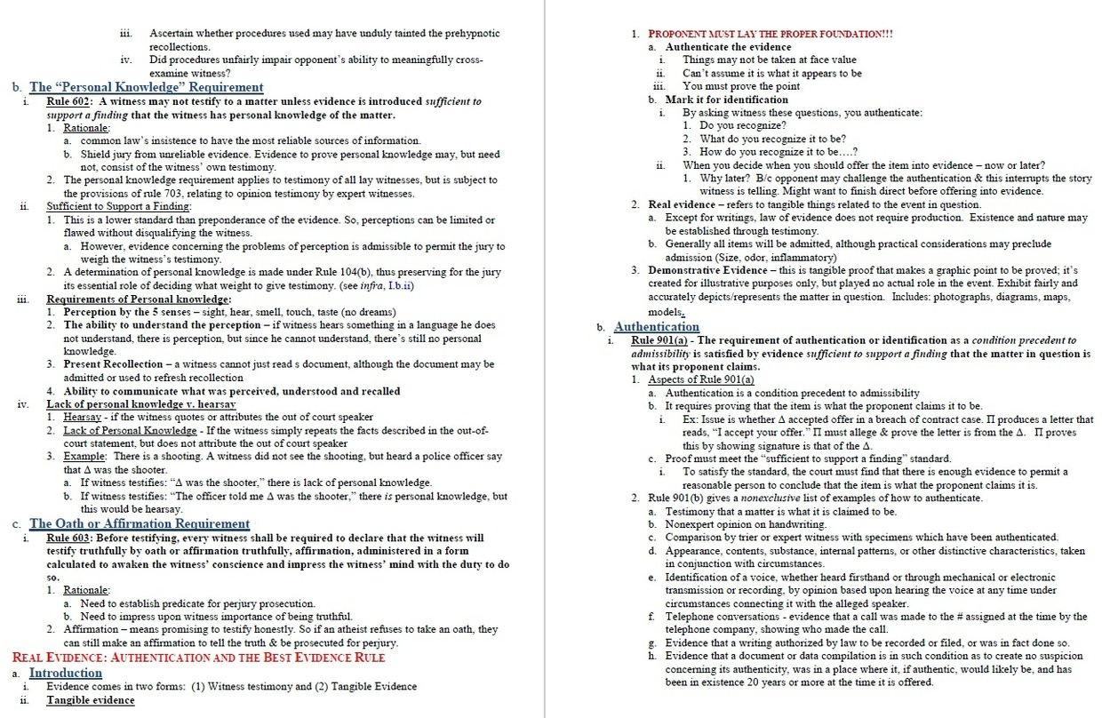 Constitutional Law Outline (Quick Review Law School Course Outline)
