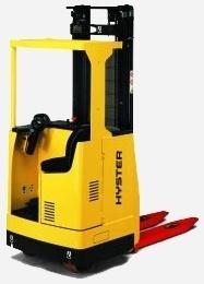 Hyster Reachtruck E138 Series: N25XMDR, N30XMDR, N30XMR, N40XMR, N45XMR, N50XMA Parts List