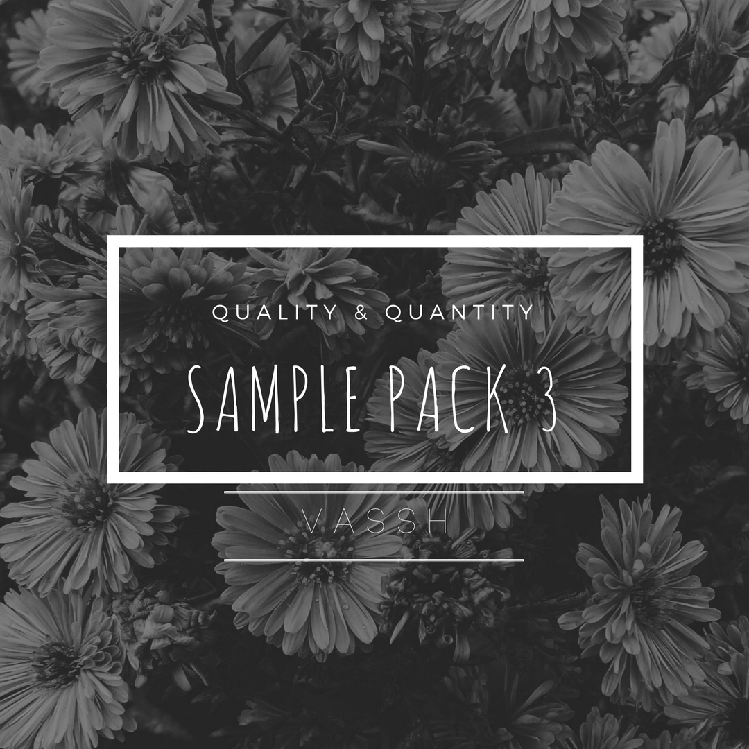 Vassh Mega Drumkit & Sample Pack 3 (1000+ Samples)