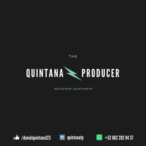 """Pista de reggaeton 2017 """"Ganas"""" Prod. Quintana The Producer"""