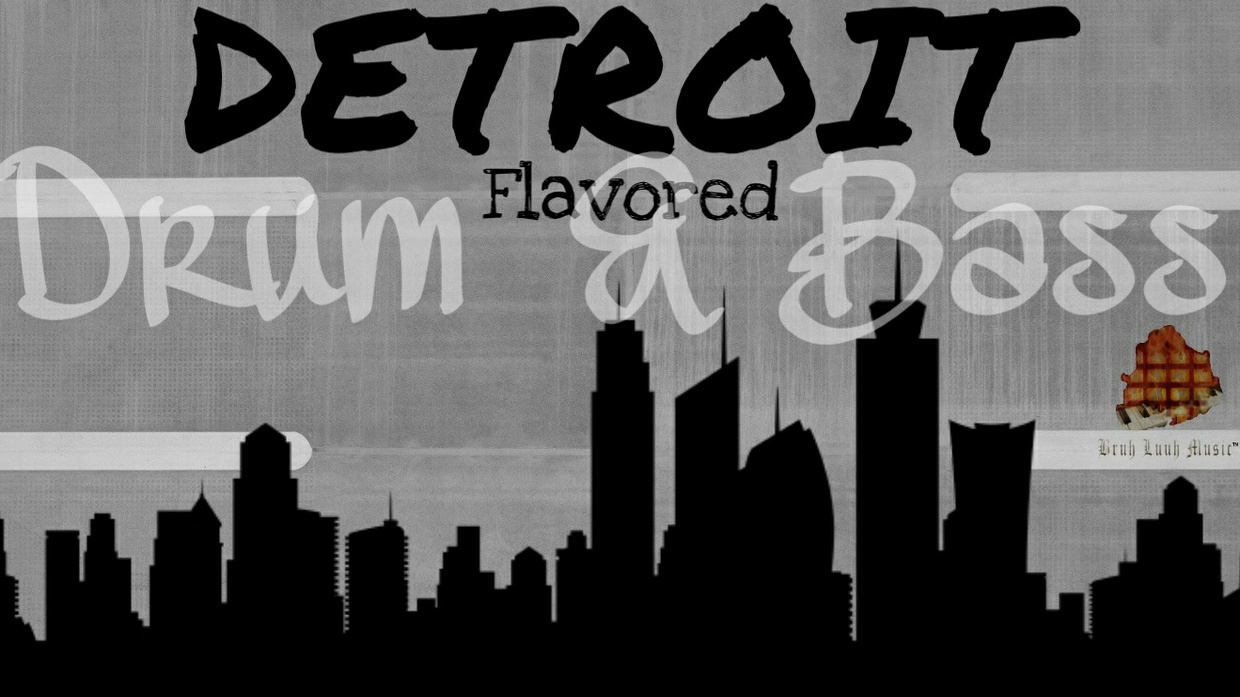 Detroit Flavored Drum & Bass (Dilla Flavored Drums + Mo' Town Flavored Basslines)