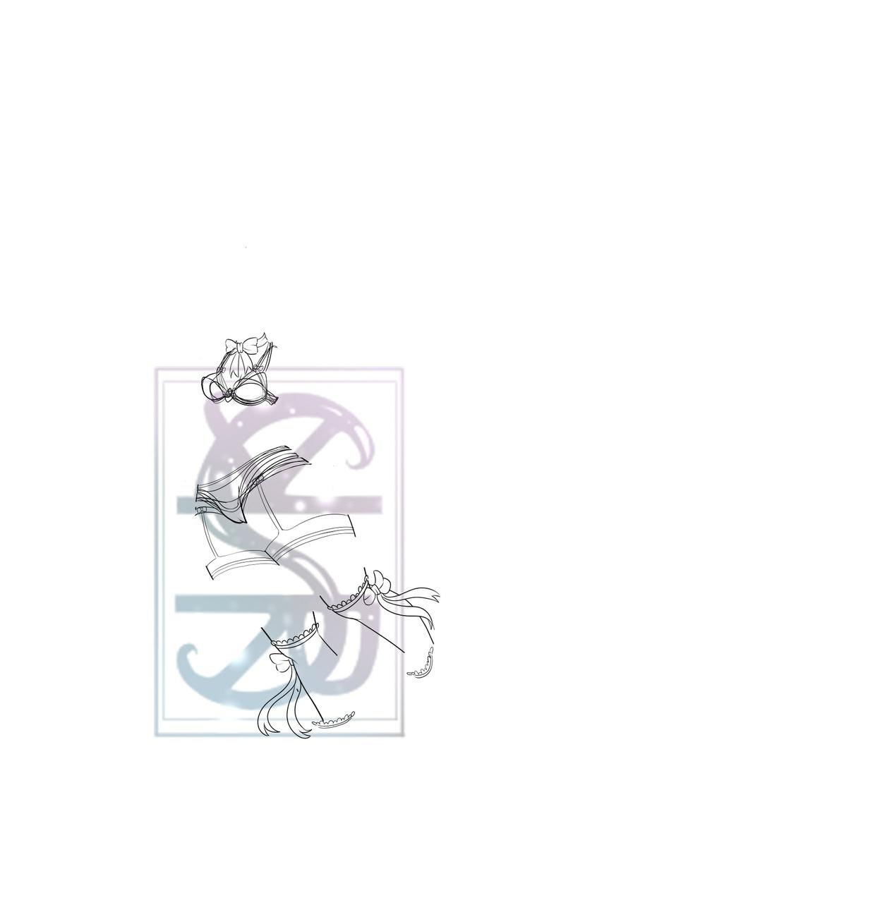 [P2U] Underwear Pack 01 for Chibi Furry Base 01
