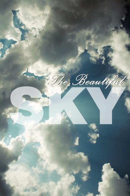 - Beautiful Sky -
