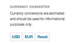 WooCommerce Currency Converter Widget 1.6.6 Extension