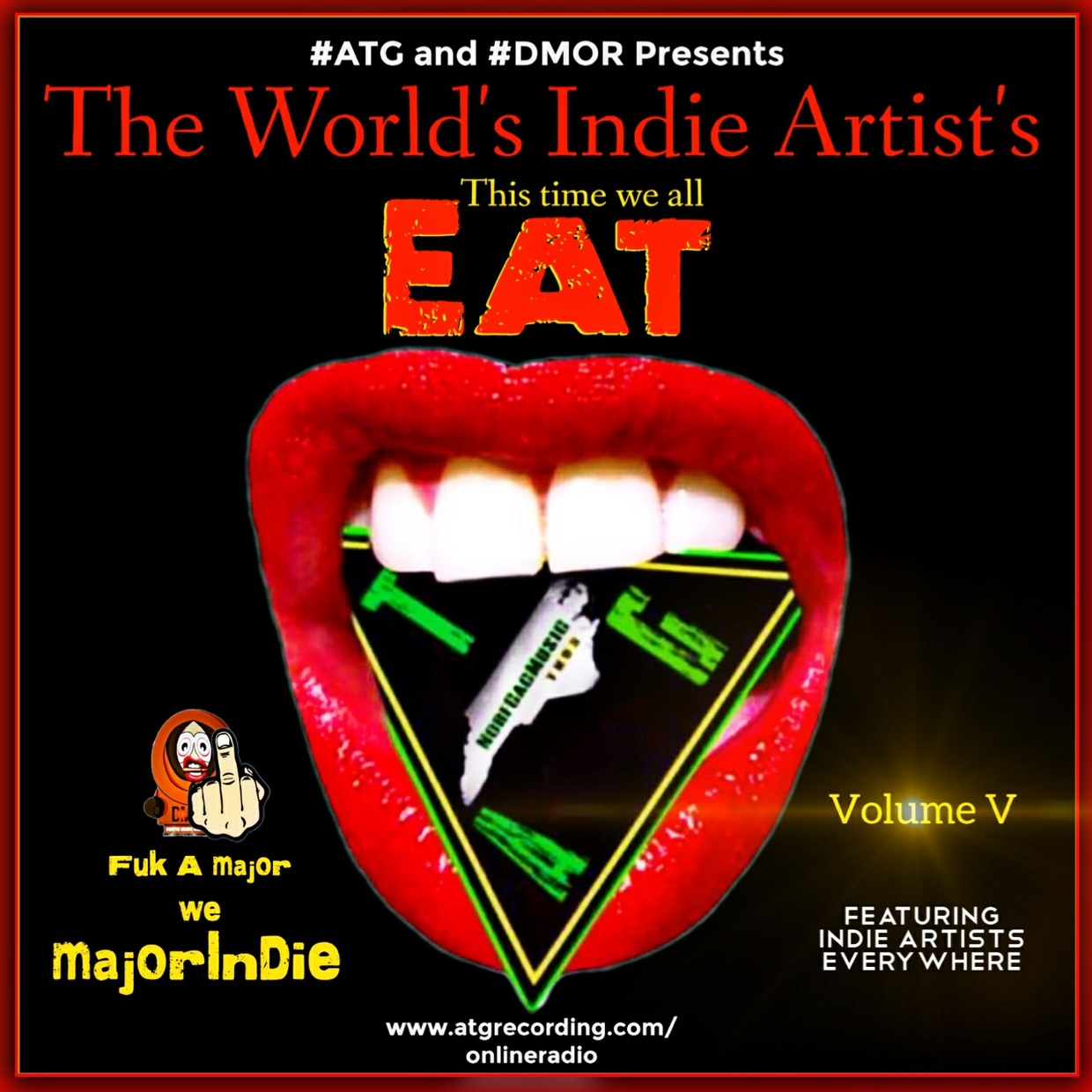 The World's Indie Artists, Volume 5 THIS TIME WE ALL EAT