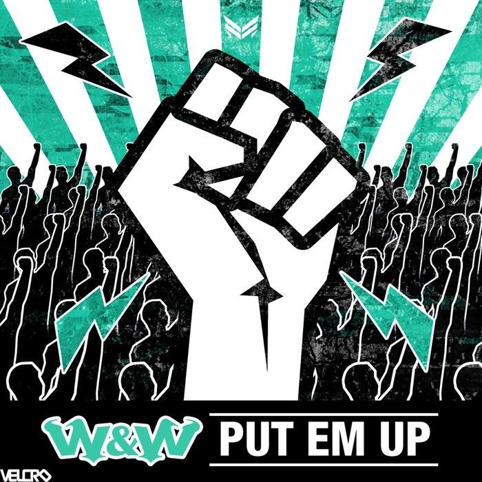 W&W - Put EM Up FL Studio Remake + FLP + Presets