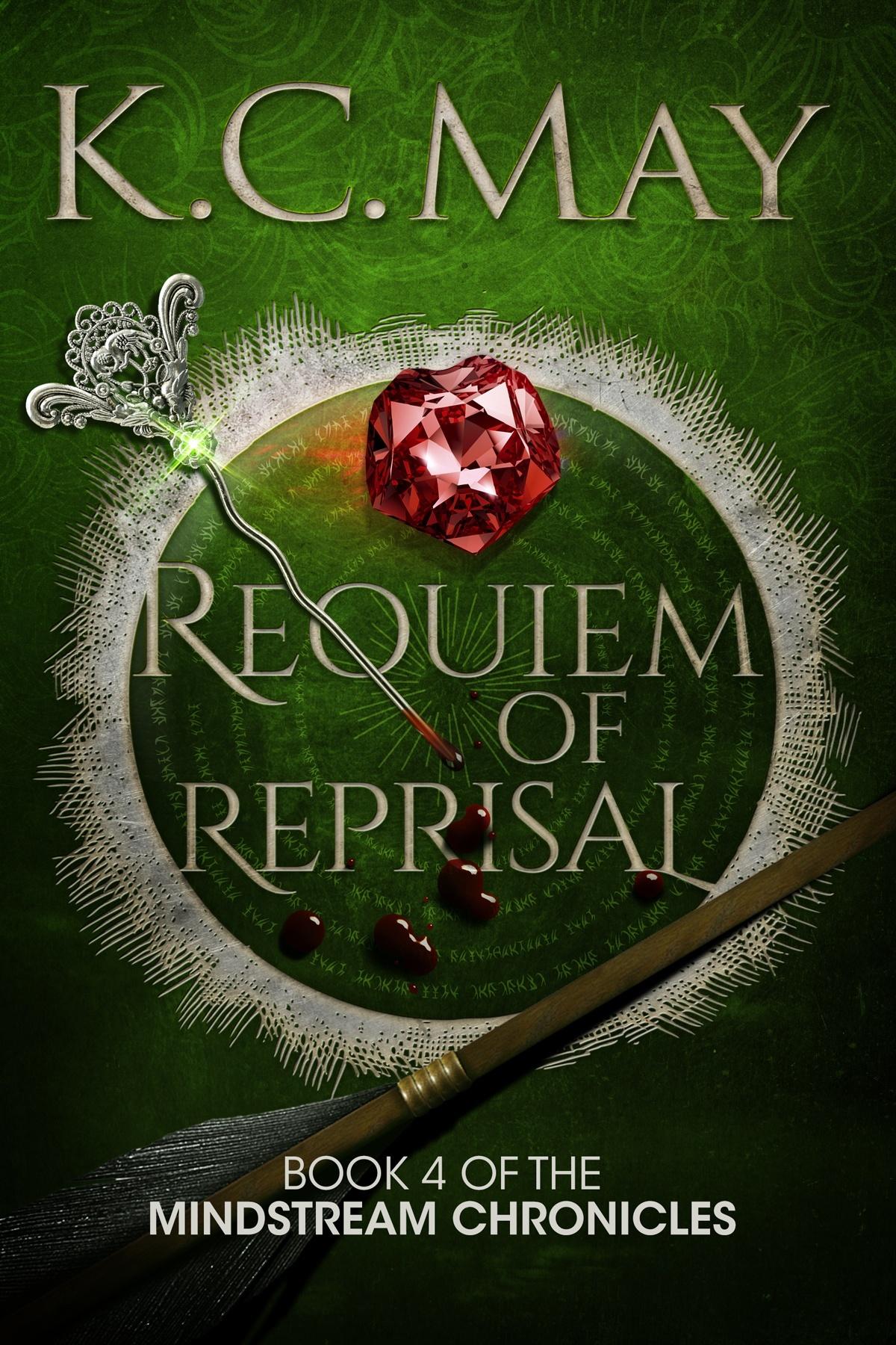 Requiem of Reprisal - Kindle