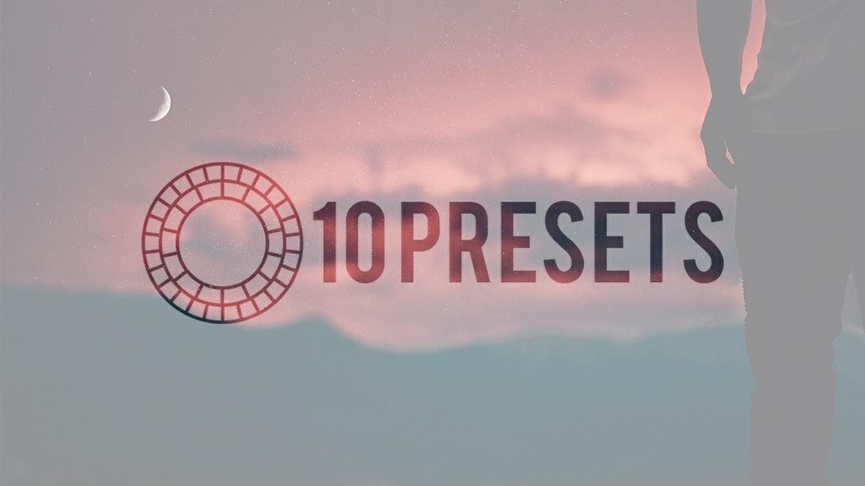 10 VSCO Video Presets! | Adobe Premiere Pro CC 2017