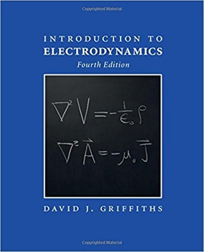 Introduction to Electrodynamics 4th Edition ( PDF , Instant download )