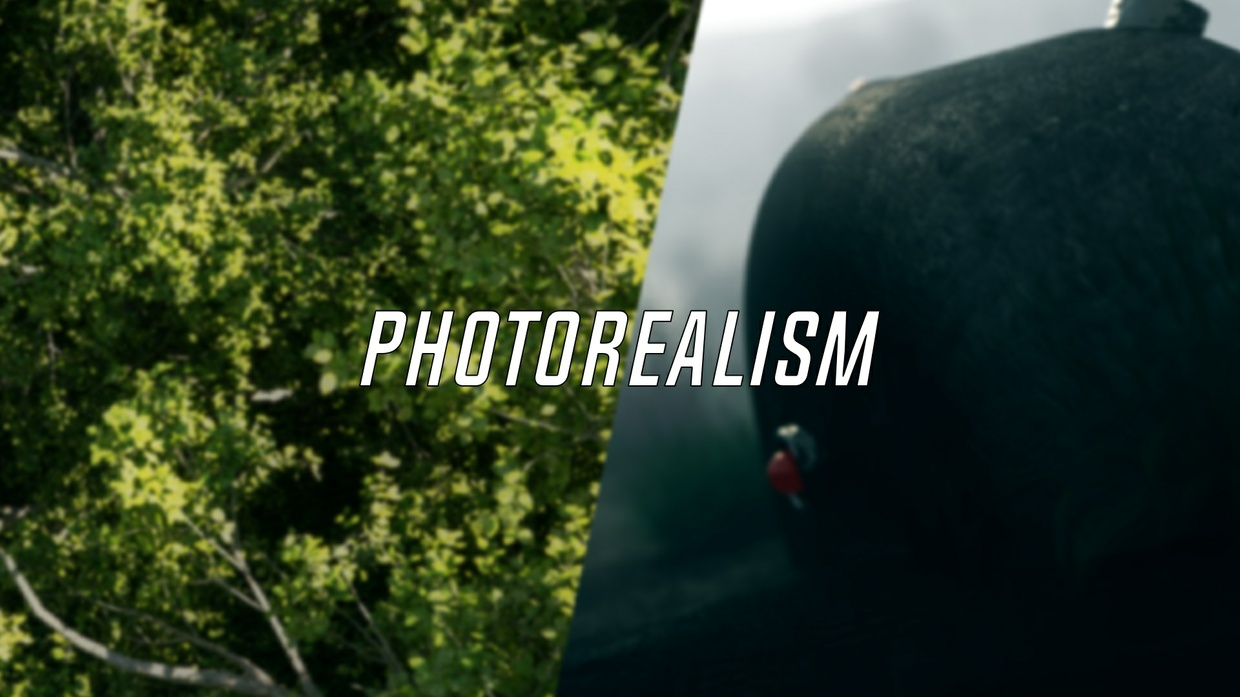 Photorealistic introduction!