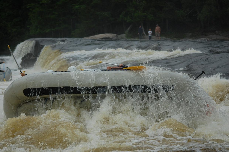 Penobscot Rafting 08/05/2017