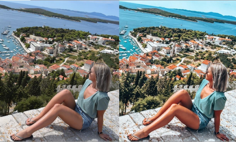 Croatia travel pack