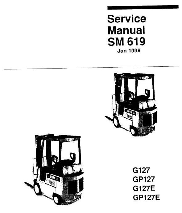 clark gcs forklift service manual clark gcs forklift service manual - in  this site is not the similar as a solution encyclopedia