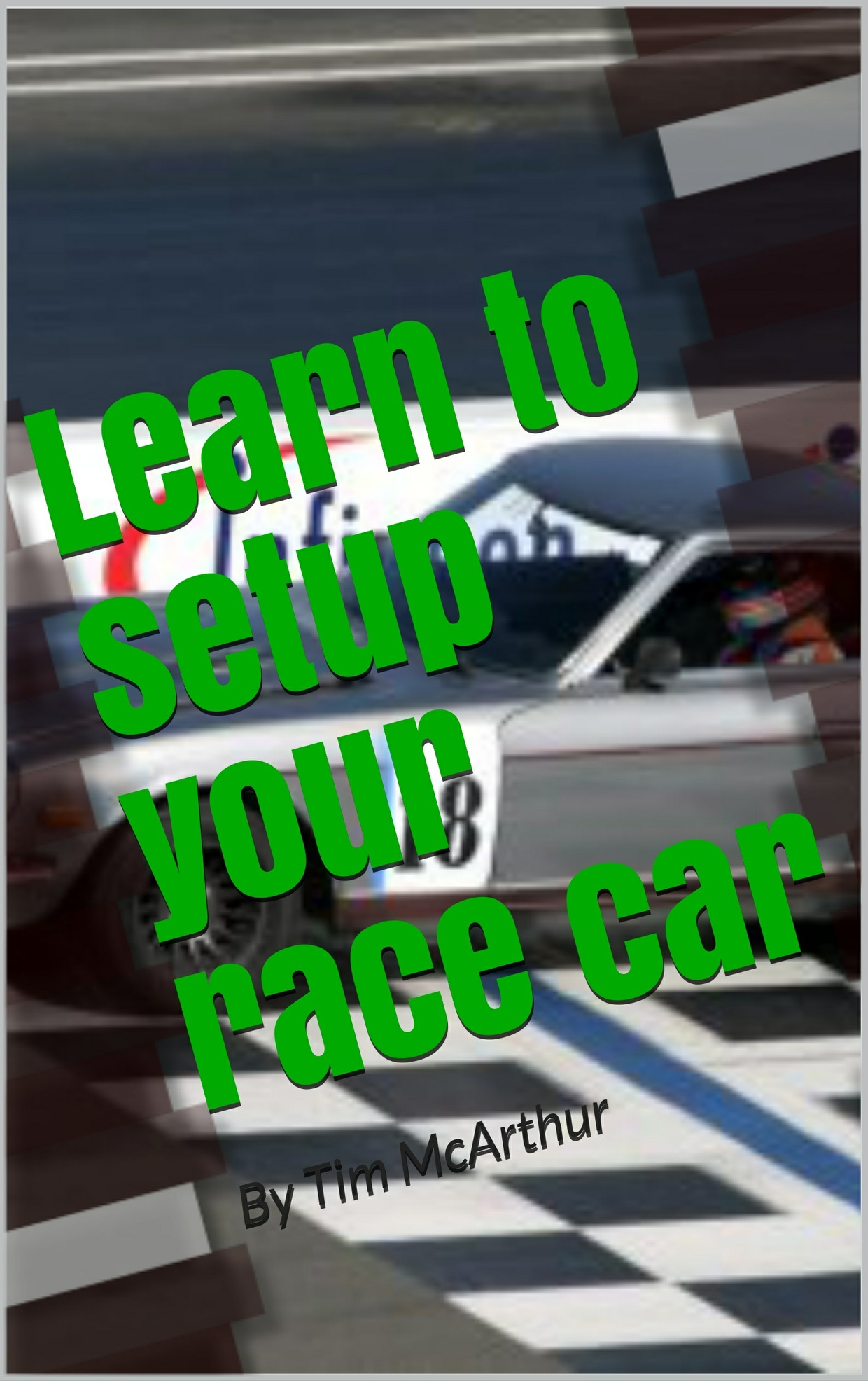 Learn to setup your race car eBook (PDF version)