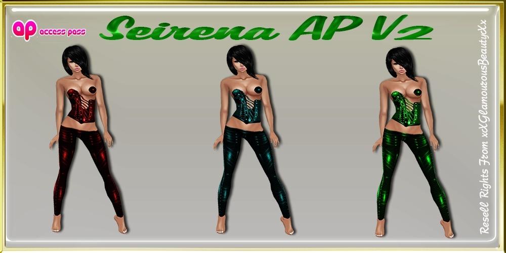 Seirena AP v2 Master Resell Rights!!!