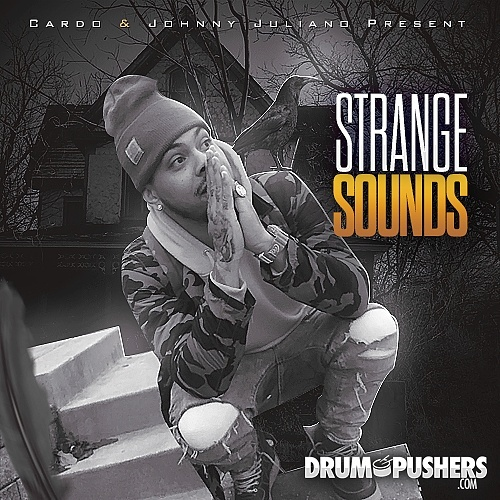 Cardo & Johnny Juliano Strange Sounds Drum Kit